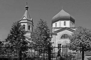 Успенская церковь в Крюкове