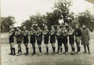 История Кременчугского футбола