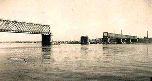 Подвиг кременчуцьких річковиків 1941 рiк