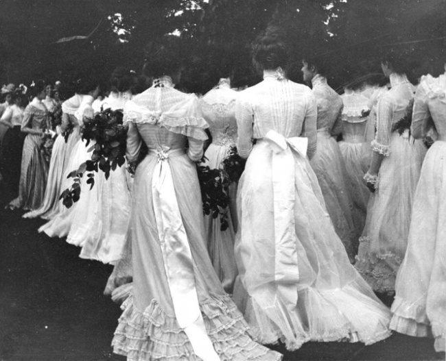 Выпускной, 1895 год