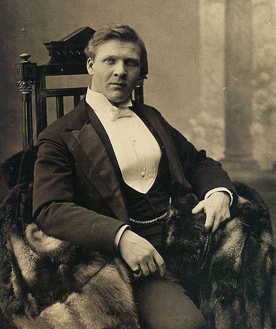 Федор Иванович Шаляпин, 1896 год