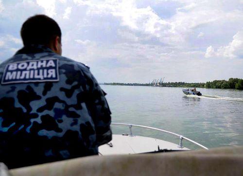 Водная милиция города Кременчуга