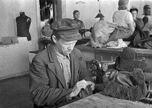 Незаконное предпринимательство в Кременчуге в 1957 году