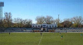История стадиона ВАТ Кредмаш