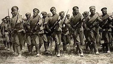 Дисциплина в Кременчугском гарнизоне