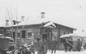 Оккупация села Кривуши