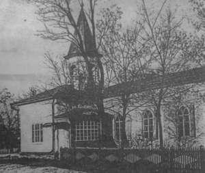 Лютеранская церковь в Кременчуге