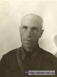 Командир Кременчугской дивизии народного ополчения