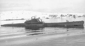 Подводная лодка Щ - 403