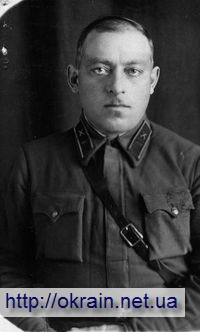 Командир полка Грзделишвили Н.С.