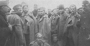 Військовополонені Першої Світової війни в кременчуцькому гарнізоні