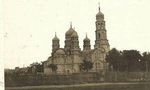 Троицкая церковь в Кременчуге