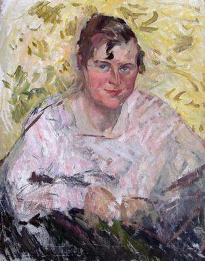 Блох Элеонора Абрамовна — украинский художник, скульптор