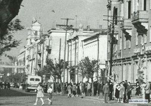 Угроза затопления или  ложная тревога. Кременчуг 1963 год.