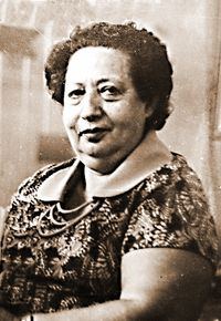 Дора Моисеевна Бранзбург