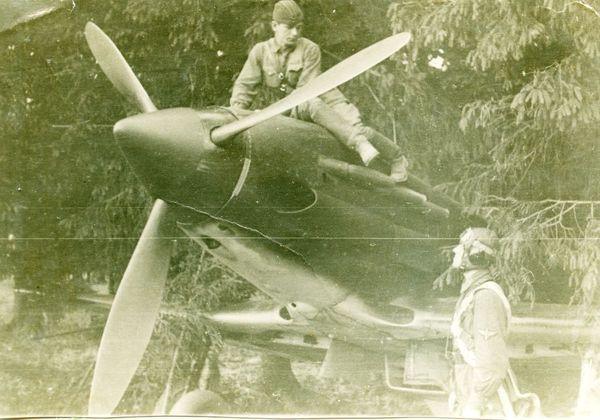 Гугнин миг-3 1941 год