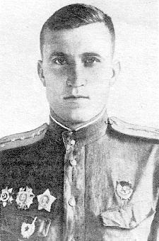 Пошивальников Степан Демьянович