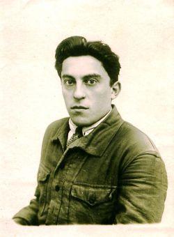 Э.С.Гринфельд. фото 1936 г.