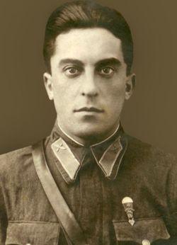 Э.С.Гринфельд после окончания курсов в Монино
