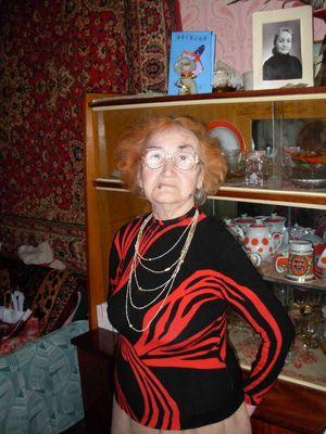 А.С.Гринфельд. фото 2008 г.