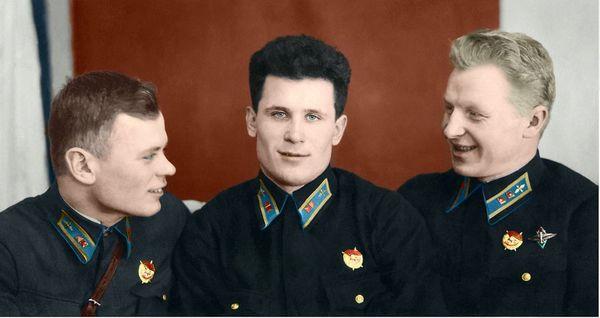 Крупский 1942 год