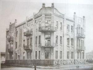 Дом У.Володарской в Кременчуге