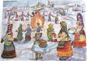 Праздник «Кременчугская масленица»