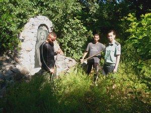 Засудженні Кременчуцького РП КВІ впорядковують парк