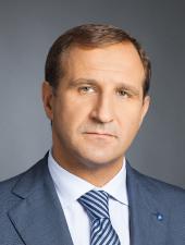 Олег Бабаев - мэр Кременчуга