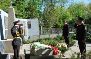 В Кременчуге почтили павших героев Великой Отечественной войны