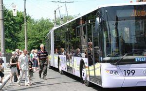 В Кременчуге проезд в троллейбусах и автобусах подорожает с 9 июня 2013 года