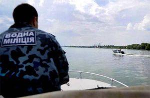 У водной милиции Кременчуга появился катер.
