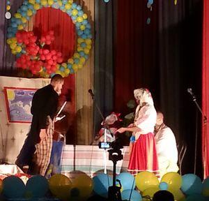 Открытие ХХV-го фестиваля «Червона калина» в Кременчуге