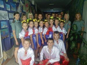 Представники KВI відвідали фестиваль «Червона калина»