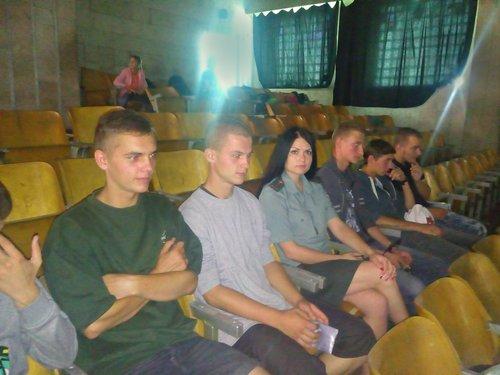 Представители КВИ посетили фестиваль «Красная калина»