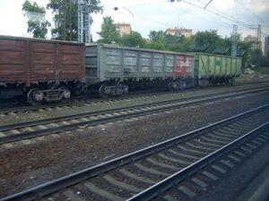 Грузовой поезд в Кременчуге сбил мужчину