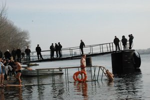 19 января 2016 года в Кременчуге состоится Освящение воды