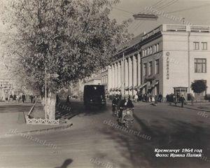 Переименование улиц в Кременчуге