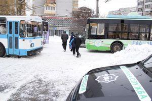Ситуация с пассажирскими перевозками в Кременчуге