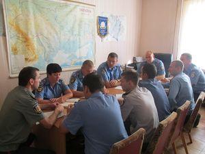 Спільна нарада пенітенціаріїв та поліції у Кременчуці