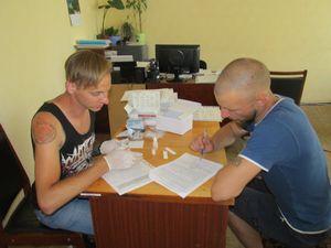 Eкспрес-тестування на ВІЛ/СНІД та гепатит