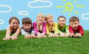 День защиты детей в Украине