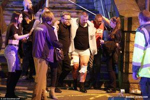 Ариана Гранде - взрыв на концерте в Манчестере