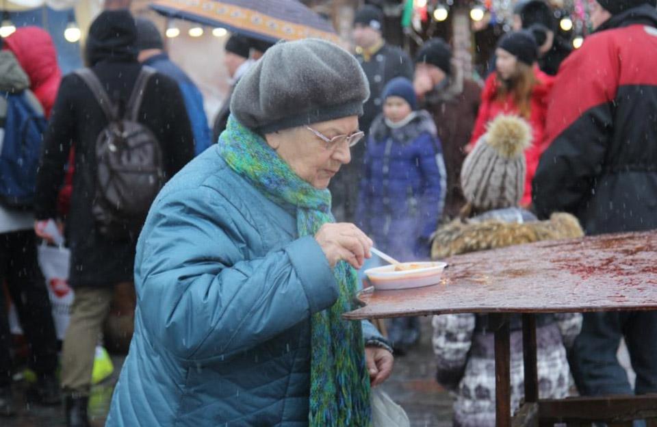 Праздник Масленицы в Кременчуге 2018