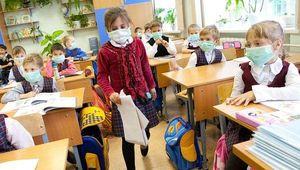 Уровень заболеваемости ОРВИ и гриппа не достигает эпидпорога среди школьников