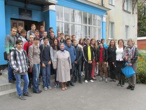 Неповнолітні підоблікові взяли участь у заході, присвяченому Дню міста