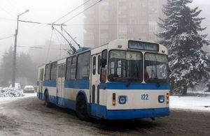 В Кременчуге открылся новый троллейбусный маршрут № 3-Д.