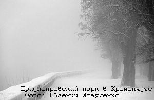 Приднепровский парк в Кременчуге | Фото: Евгений Асауленко