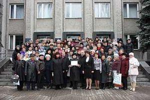 13 декабря 2011 в Крюковском районе открыли Университет третьего возраста