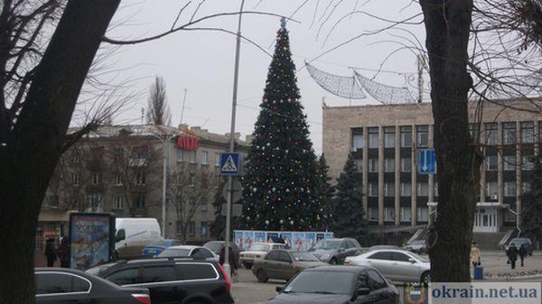 В Кременчуге планируют провести Рождественскую ярмарку